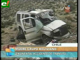 """Mueren 8 integrantes del grupo """"Las Misteriositas"""""""