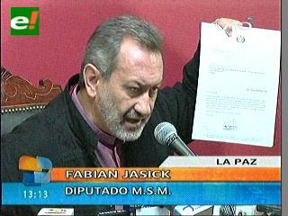 Caso Red de Extorsión y Corrupción: Legisladores piden informe al Fiscal General