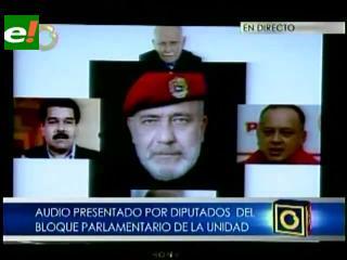 Venezuela: Audio completo de las confesiones de Mario Silva