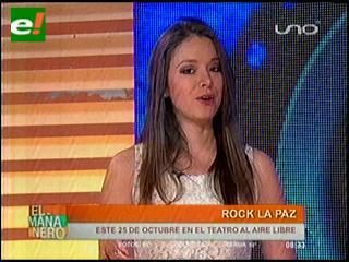 Los precios del Rock La Paz van desde Bs 150 a 500