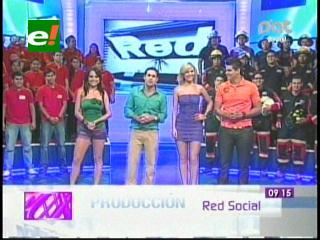 """Arrancó """"Red Social"""""""