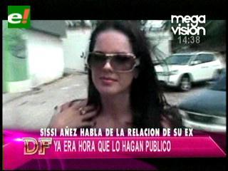 Sissi Áñez confirma relación de Pomacusi con Jimena Antelo