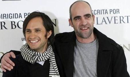 Gael García presentó «También la lluvia» en Madrid