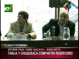 Chuquisaca-Tarija: Gaffney confirma conectividad entre los campos Margarita y Huacaya