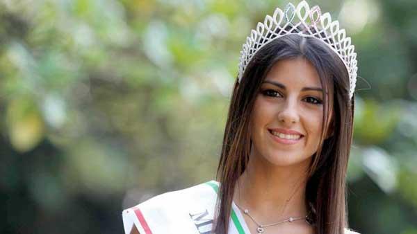 La más linda de Italia es argentina