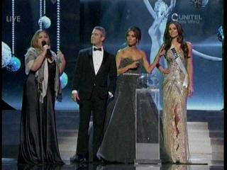 Las preguntas y respuestas de las 5 finalistas del Miss Universo 2012