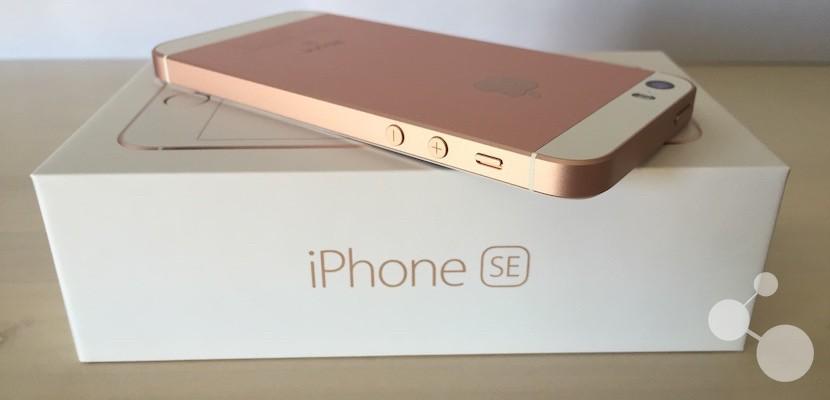 Foto del iPhone SE