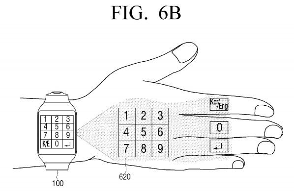 samsung-smartwatch-projector-patent-2