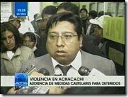 Achacachi-Violencia