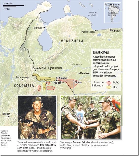 guerrillacolombianaenvenezuela