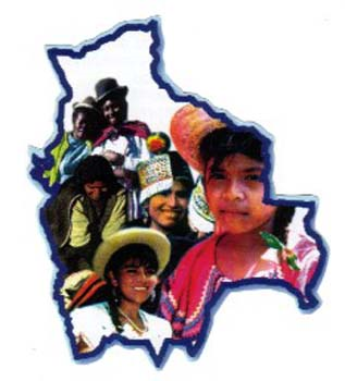 grupos etnicos y sus fronteras: