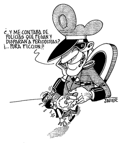 Caricaturas de policias - Imagui