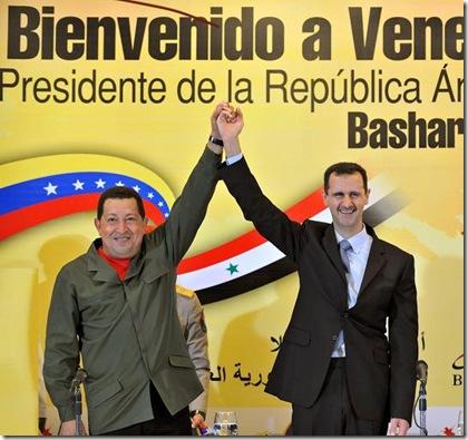 Bashar_Al_Assad_Chavez