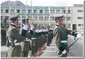 narcotráfico empañan aniversario de la Policía Boliviana - eju.tv