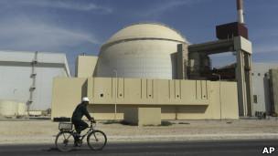 """Algunos analistas creen que Irán utiliza su programa nuclear como un """"seguro"""" diplomático."""