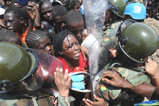 Congreso aprueba envío de tropas bolivianas a Haití - eju.tv