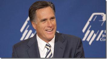 Road for Romney