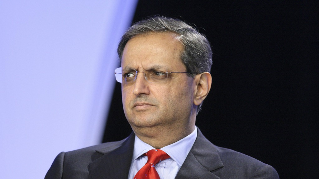 Vikram Pandit Net Worth