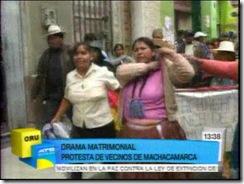 Machacamarca. Alcalde echado por ineficiente y acusado de ... - eju.tv