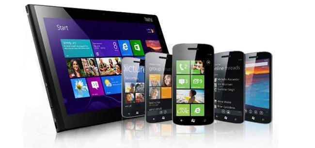 Windows Smartpones tablets