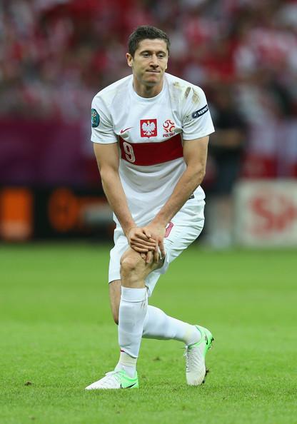 Las diez estrellas que no brillarán en Brasil 2014 Lewandowski