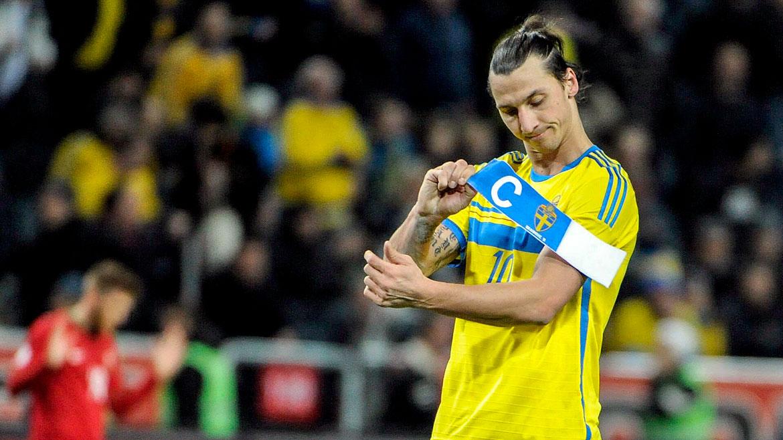 Las diez estrellas que no brillarán en Brasil 2014 Zlatan