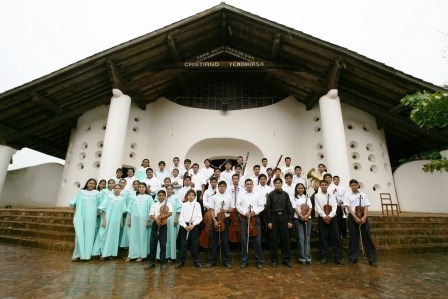 Urubichá se hace sentir en el Concurso Nacional de Orquestas - eju.tv
