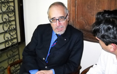 Segun-ex-canciller,-Bolivia-ya-presidio-el-G77-en-1964