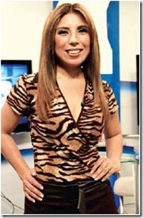 El supuesto extorsionador de presentadora de Tv fue detenido