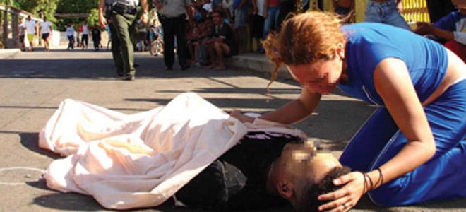 violencia muertes: