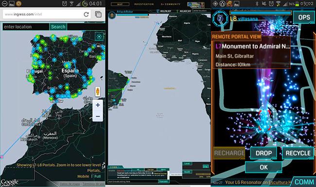 Fragmentos de Jarvis trasladados hacia Buenos Aires vía Gibraltar y Canarias