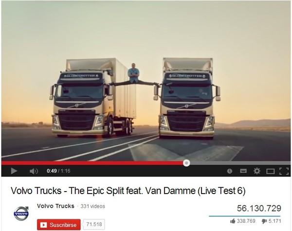 youtube ad van damme
