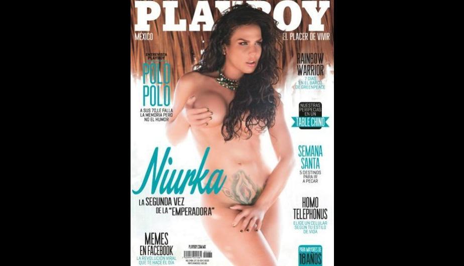 Niurka Marcos Pos M S Sey Que Nunca Para La Revista Playboy Foto