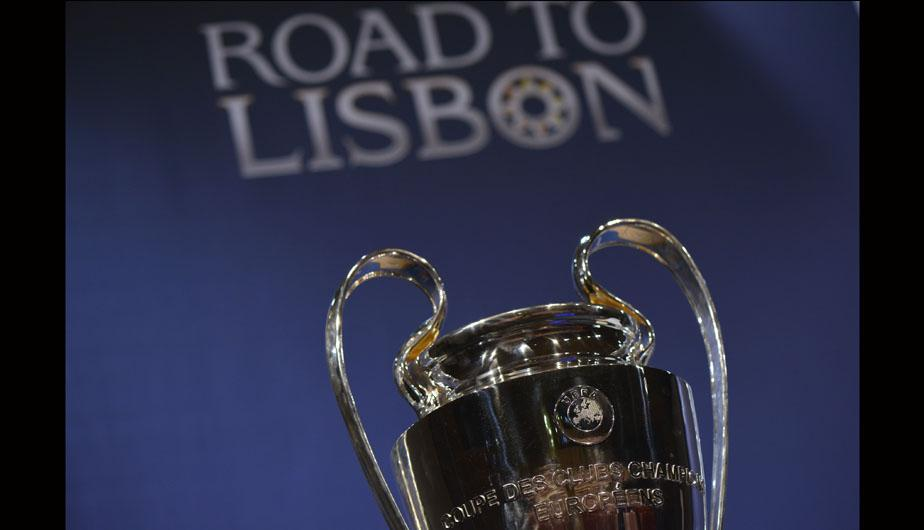 Champions league postales del sorteo de las llaves de for Cuartos final champions 2014