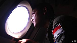 Miembro de la Marina de Indonesia