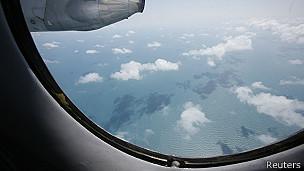 Ventana de avión vietnamita