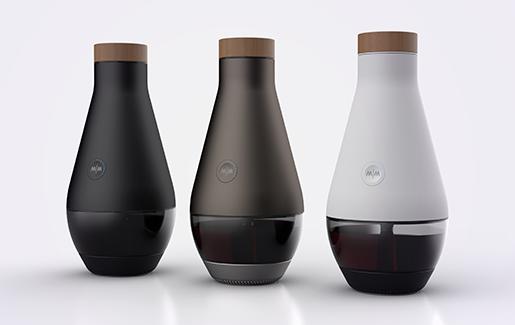 Ya puedes convertir el agua en vino con Miracle Machine, la fermentadora inteligente