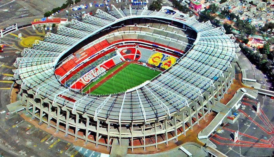 Estadio Azteca Capacidad Estadio Azteca 115 Mil