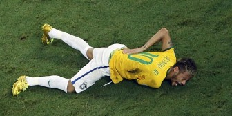 Un mago de la espalda para Neymar