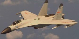 """EE.UU. se queja ante China por """"peligrosa interceptación"""" a avión militar"""