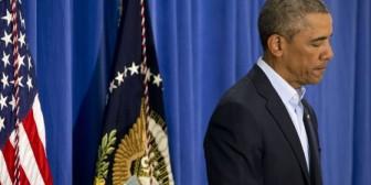 Obama se topa de nuevo con la guerra