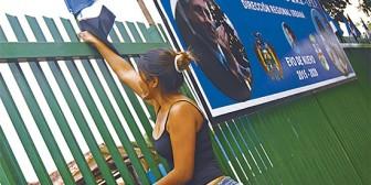 El MAS instala 200 casas de campaña, en alquiler y gratis