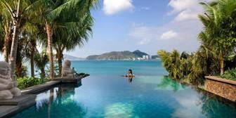 Mira los mejores hoteles con playa del mundo sin morirte de envidia (FOTOS)