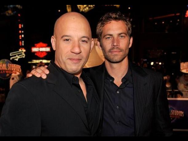 Vin Diesel habló por primera vez de la muerte de Paul Walker - eju.tv
