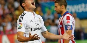 """James Rodríguez: """"Real Madrid es de otro mundo"""""""