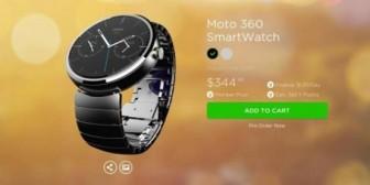 Moto 360 aparece ya en pre-pedido en un distribuidor australiano