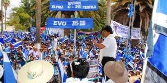 Meten miedo en el campo para que voten por Evo