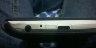 La carcasa de algunos LG G3 comienza a agrietarse en la zona del micrófono