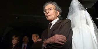 Muere a los 96 años el señor de la moda