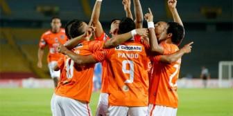 Resultados en la primera fase de la Copa Sudamericana 2014